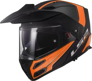 FF324 METRO EVO Matt black orange