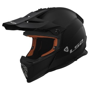 MX437 FAST SOLID MATT BLACK