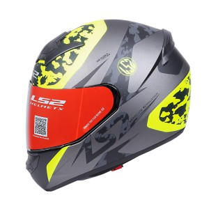 FF352 AIRFLOW MATT TITANIUM YELLOW FLUORECENT