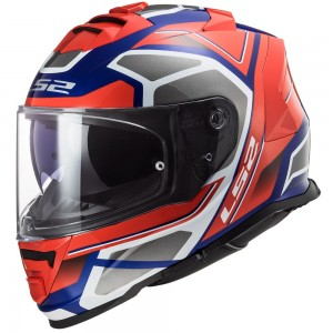 FF800 STORM FASTER RED BLUE GLOSS