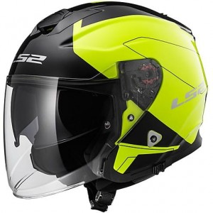 OF521 BEYOND BLACK HI-VIS YELLOW (MATT)